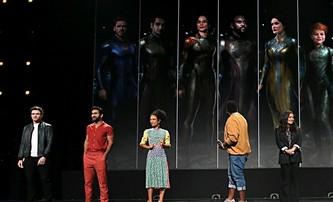 Eternals: Seznamte se s desítkou nových Marvel hrdinů | Fandíme filmu