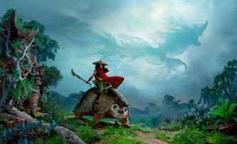Raya and the Last Dragon: Disney chystá epický fantasy animák   Fandíme filmu