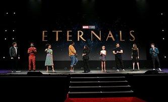 Eternals jsou podle herců silnější než Avengers, obsazení ještě naroste | Fandíme filmu