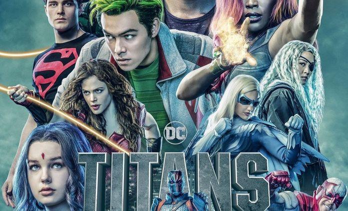 Titans 2: Plnohodnotný trailer potěší stylovou akcí a novými postavami včetně Deathstrokea | Fandíme seriálům