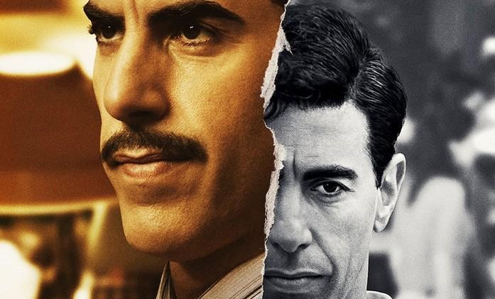 The Spy: Sacha Baron Cohen přechází od komedie ke dramatu | Fandíme seriálům