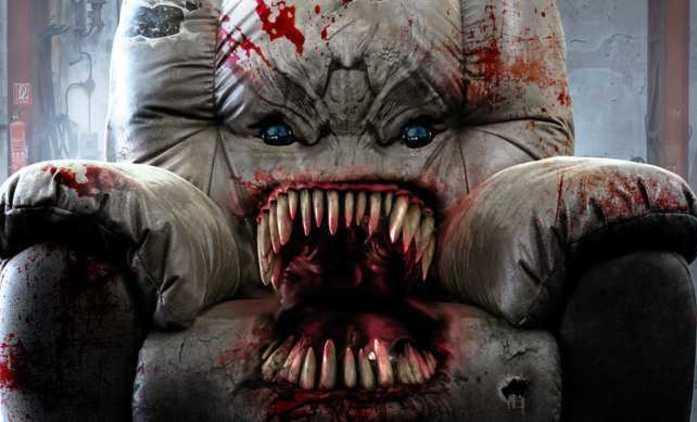 Killer Sofa: Zabijácké křeslo do vás zaklesne svoje péra. Válení u telky nikdy nebyl takový horor   Fandíme filmu