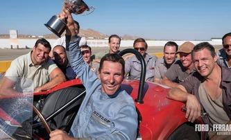 Le Mans '66: Závodní drama s Balem a Damonem vystartovalo prudce za Oscary | Fandíme filmu