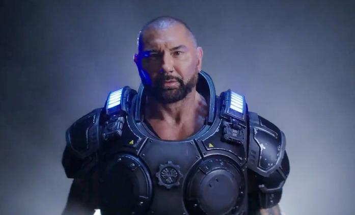 Gears of War přece jen s Davidem Bautistou. I když nakonec ne ve filmové podobě   Fandíme filmu