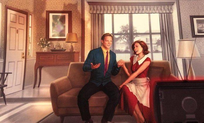 WandaVision: Nová marvelovka se údajně točí před živým publikem, jako sitcom | Fandíme filmu