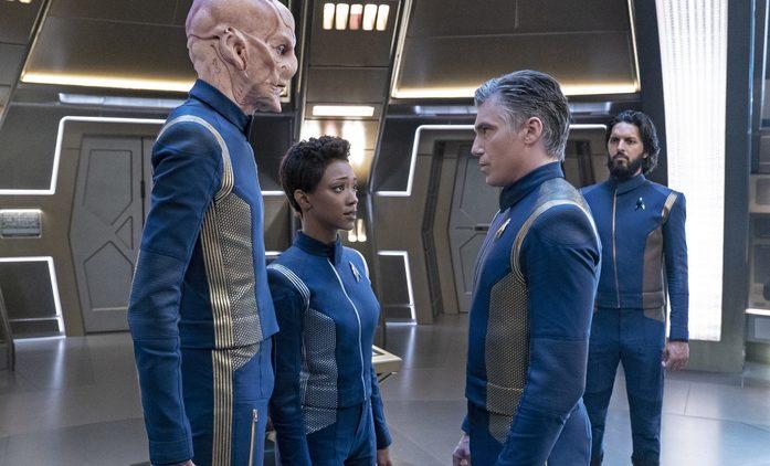 "Star Trek: Discovery opustil scenárista po incidentu se zapovězeným ""N-Word""   Fandíme seriálům"
