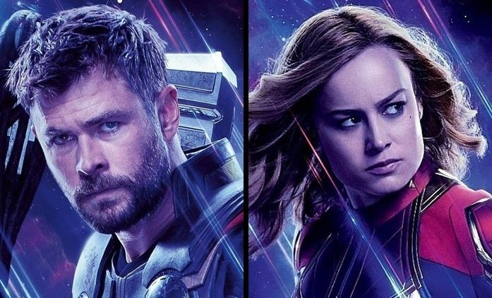 Avengers 3 a 4: Thora bylo nutné po Ragnaroku zcela přepsat a proč měla Captain Marvel málo prostoru | Fandíme filmu