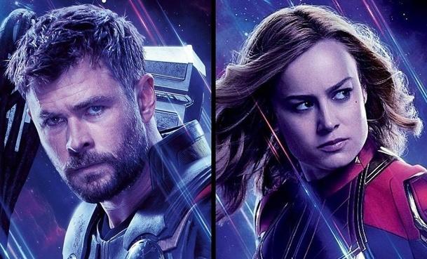 Avengers 3 a 4: Thora bylo nutné po Ragnaroku zcela přepsat a proč měla Captain Marvel málo prostoru   Fandíme filmu