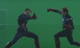 Avengers: Endgame - Dvacetiminutový film o filmu rozebírá složitou trikovou výrobu | Fandíme filmu