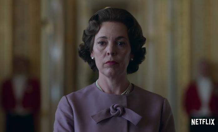 The Crown: Nová upoutávka se soustředí na výměnu ústřední herečky | Fandíme seriálům