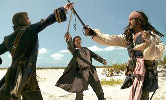 Knights: Disney chystá po pirátech také dobrodružství se středověkými rytíři | Fandíme filmu