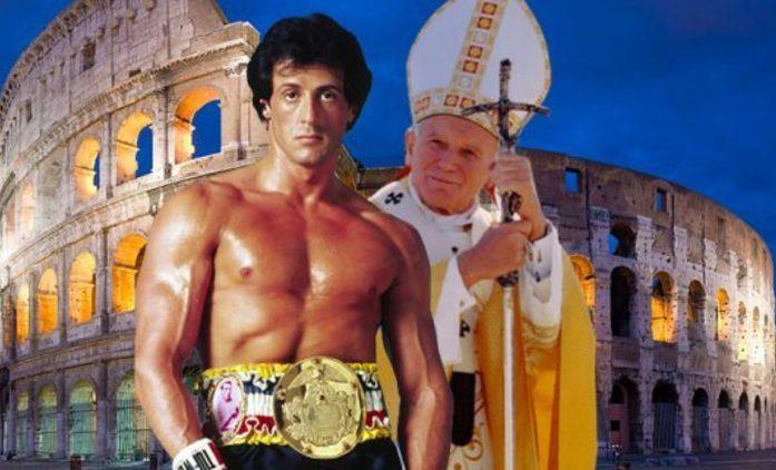 Rocky III měl původně vypadat úplně jinak (a šíleně)   Fandíme filmu