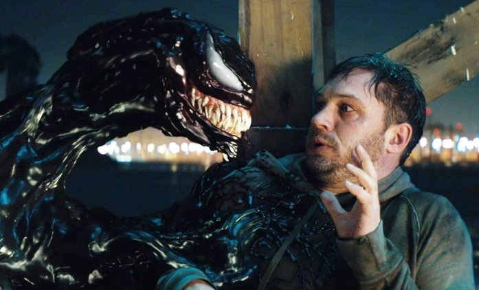 Virální video ukazuje něco, co vypadá jako skutečný Venom   Fandíme filmu