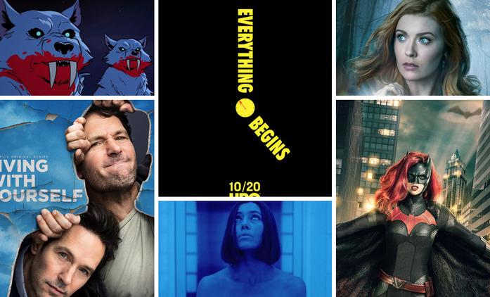 Top 10 seriálových novinek měsíce října, které rozvíří televizní vody | Fandíme seriálům