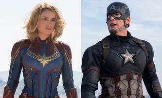 Star Wars: Uvidíme ve filmu z produkce Kevina Feigeho Captain Marvel a Captaina Ameriku? | Fandíme filmu