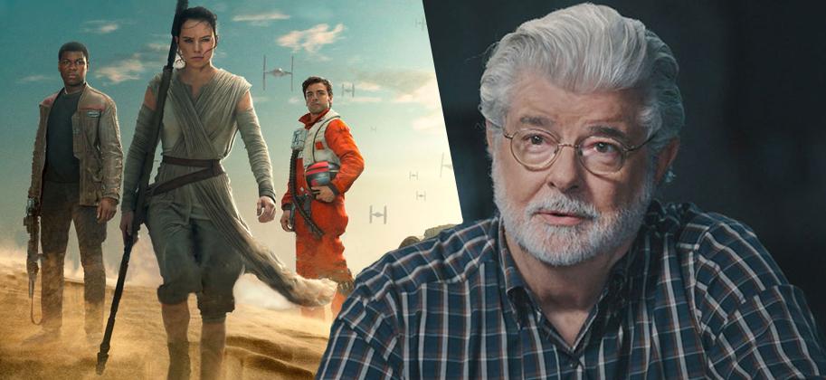 Star Wars: George Lucas si po odprodeji Hvězdných válek připadal zrazen a nový směr se mu nelíbil | Fandíme filmu