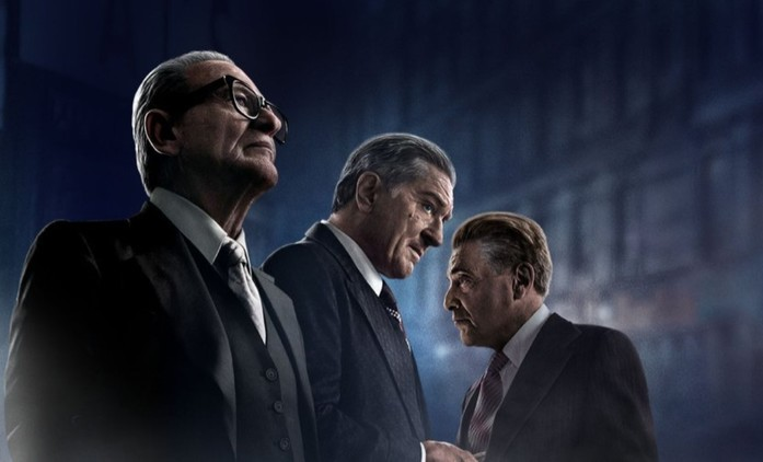 Irčan: Videorecenze a Scorseseho vysvětlení, proč film nerozdělil na části   Fandíme filmu