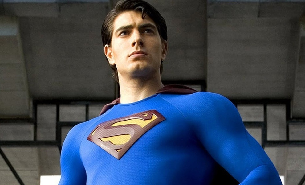 Crisis on Infinite Earths: Brandon Routh na sebe po letech znovu oblékl kostým Supermana