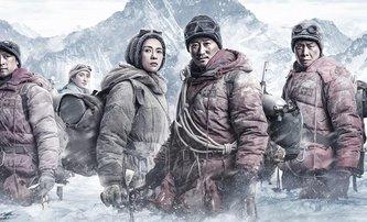 The Climbers: Čínští horolezci vyrážejí zdolat Mount Everest. A přijde i Jackie Chan.   Fandíme filmu