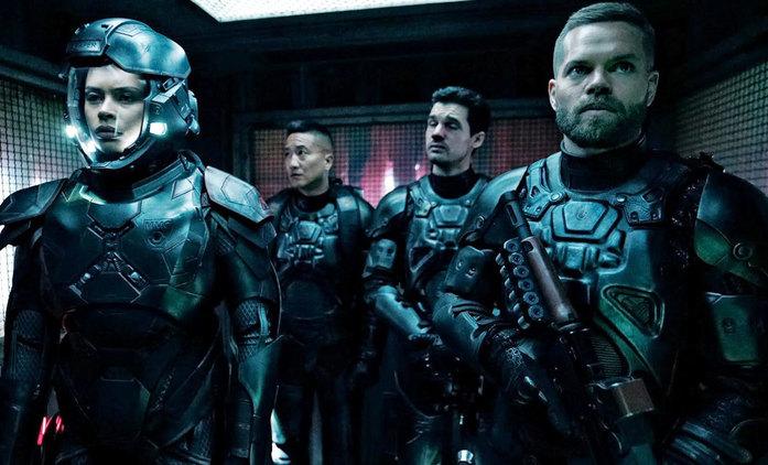 The Expanse se chystá na Comic-Con. Kolik bude mít 4. řada epizod?   Fandíme seriálům