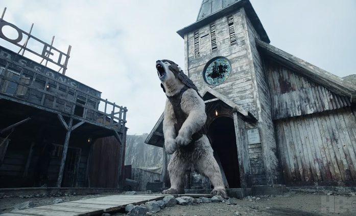 Jeho temné esence: Plnohodnotný trailer plný magie, vzducholodí a bojových ledních medvědů | Fandíme seriálům