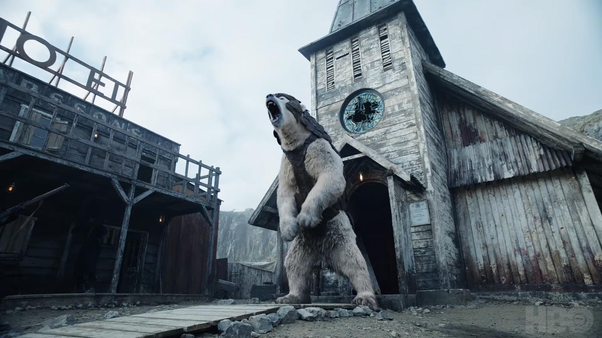 Jeho temné esence: Plnohodnotný trailer plný magie, vzducholodí a bojových ledních medvědů | Fandíme filmu
