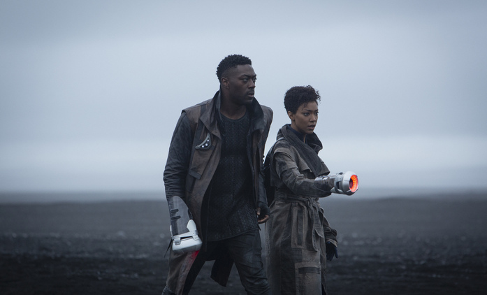 Star Trek: Discovery: Teaser ke 3. sérii | Fandíme seriálům