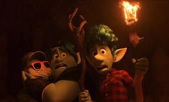 Onward: Pixarovská fantasy na sebe láká v novém traileru | Fandíme filmu