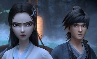White Snake: Přehrajte si okouzlující trailer na čínskou animovanou fantasy   Fandíme filmu