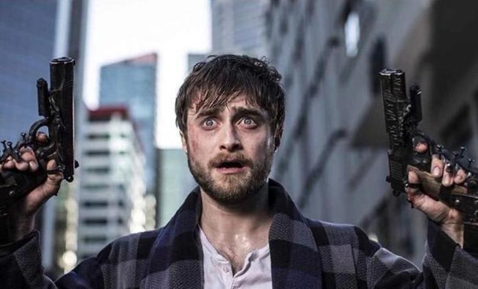 Guns Akimbo: Daniel Radcliffe zažívá skutečnou videohru na vlastní kůži | Fandíme filmu