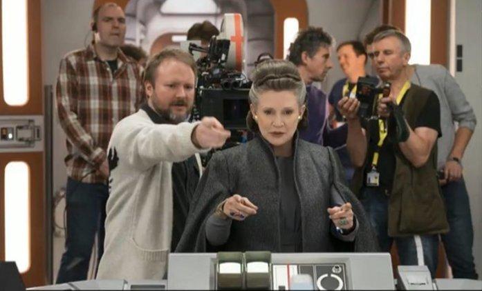 Star Wars: Trilogie Riana Johnsona nakonec možná nevznikne   Fandíme filmu