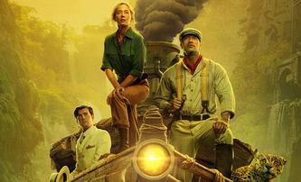 Jungle Cruise: Trailer v tom nejlepším slova smyslu vykrádá klasiky dobrodružného žánru | Fandíme filmu