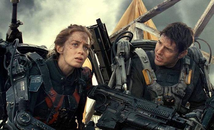 Na hraně zítřka 2: Film se ještě netočí, ale už se tiše chystá   Fandíme filmu