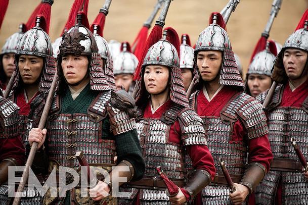 Mulan: Disneyho historický velkofilm údajně čekají čtyři měsíce přetáček | Fandíme filmu