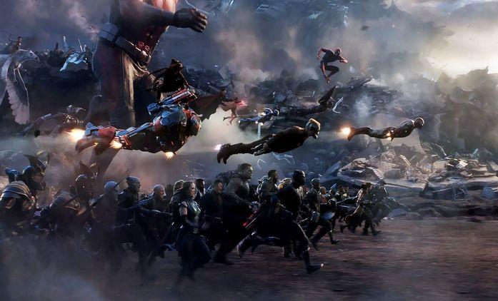 Marvel by se do 10 let rád vytasil s další mega událostí velikosti Endgame | Fandíme filmu