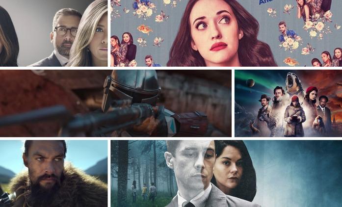 Top 9 seriálových novinek měsíce listopadu, které rozvíří televizní vody | Fandíme seriálům