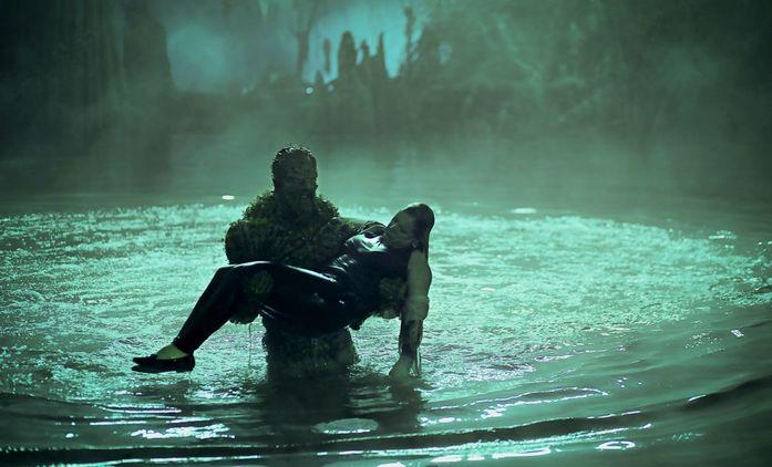 Swamp Thing: Tvůrce prozradil, co měla přinést 2. řada   Fandíme seriálům