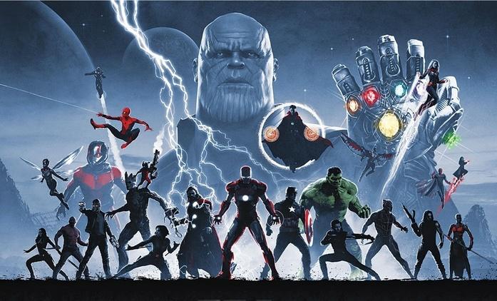 Infinity Saga: Sběratelská sada všech marvelovek přijde na víc než 12 tisíc | Fandíme filmu
