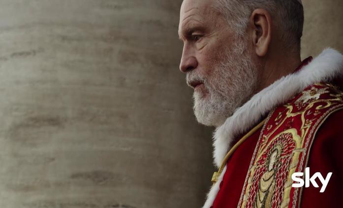 The New Pope: Nový teaser blíže představuje nového papeže s tváří Johna Malkoviche   Fandíme seriálům