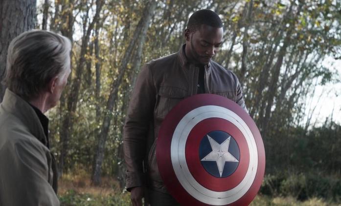 Avengers: Endgame – Proč dal Steve štít Samovi a ne Buckymu   Fandíme filmu
