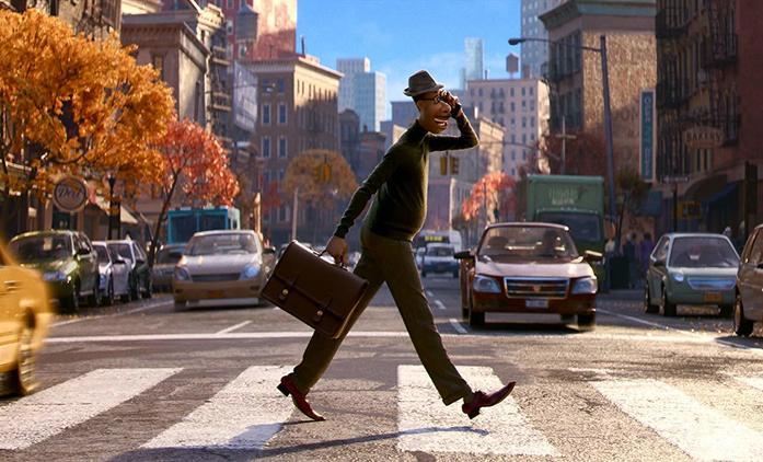 Soul: Animační studio Pixar představuje svou oduševnělou novinku v první upoutávce   Fandíme filmu
