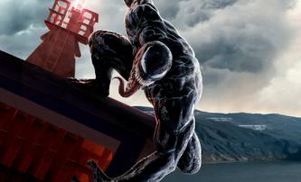 Venom 2: Kratičký teaser odhalil logo filmu, Hardy naznačuje boj se Spider-Manem | Fandíme filmu