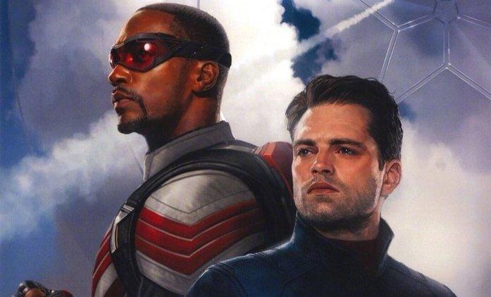 The Falcon and the Winter Soldier je šestihodinový Marvel film, ne klasický seriál | Fandíme filmu