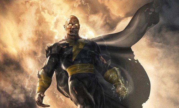 The Rock sdílel první teaser k Black Adamovi, aneb co ukáže DC FanDome   Fandíme filmu