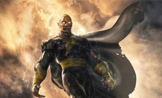Black Adam změní rozložení sil v DC a oznámil datum premiéry | Fandíme filmu