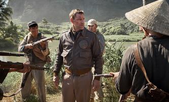 Ambush: Aaron Eckhart vymění Midway za Vietnam | Fandíme filmu