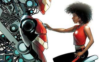 Ironheart: Minisérie s dívčí nástupkyní Tonyho Starka může být na cestě   Fandíme filmu