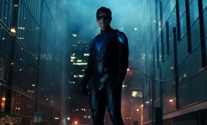 Titans 2: Upoutávka na finále druhé řady láká na představení Nightwinga   Fandíme seriálům