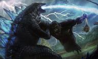 Godzilla vs. Kong: Střet monster se odsouvá | Fandíme filmu