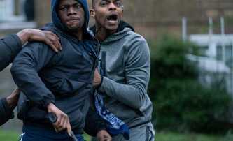 Blue Story: Premiéru kriminálky zhatili skuteční gansteři s mačetami | Fandíme filmu
